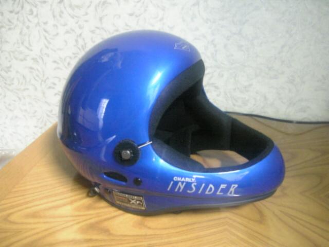 デザインが寂しいヘルメット