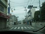 柿岡上宿(往路)