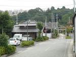三熊野神社入り口